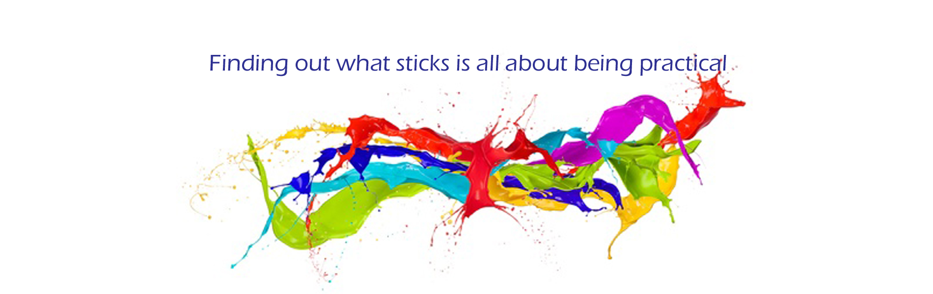 What Sticks
